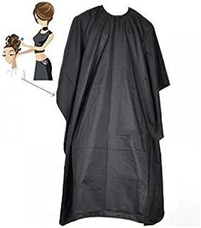 TXIN Salon & Hair Style Barber Cutting Shampoo Black Cape