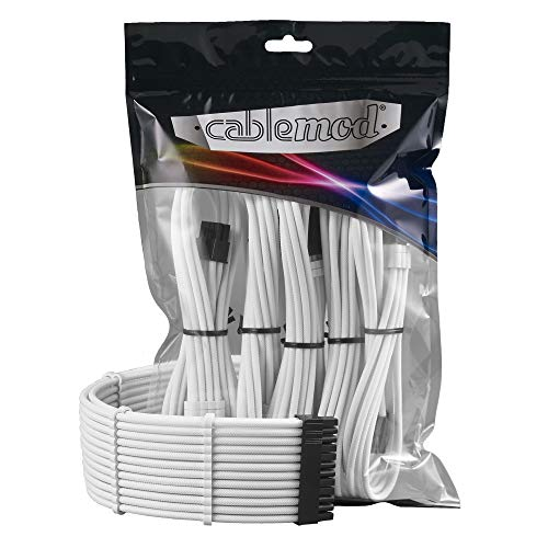 CableMod PRO ModMesh Cable Extension Kit - weiß