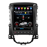 Android 10.0 Radio Automático Double DIN Compatible con Buick Excelle/Opel Astra J 2010-2014 GPS...