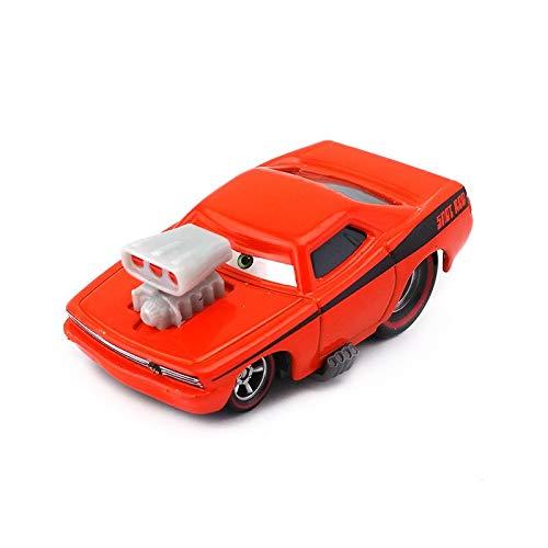 Disney Disney Pixar Cars Grem Professor Z Miles Acer Wingo DJ Snot Rod Boost 1:55 Diecast Metal Alloy Model Toy Car Gift For Boys Kids Snot Rod