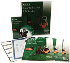 Safe Sit-Down Counterbalance Forklift Training Package