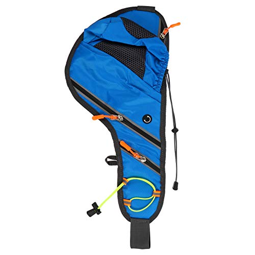 Abaodam Bolsa de cintura de deporte al aire libre Bolsa de cintura multifuncional botella de agua teléfono almacenamiento