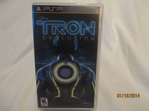TRON: Evolution - Sony PSP