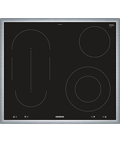 Siemens Plaque de cuisson EA645GMA1E iQ300 / 4 foyers / 58,3 cm/vitrocéramique