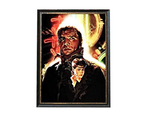 WorldOfMoviePosters Blade Runner, Muchos tamaños, póster de Blade Runner, impresión de Blade Runner, fanático de Blade Runner, Regalo, A2 = 16.5x23.4 IN