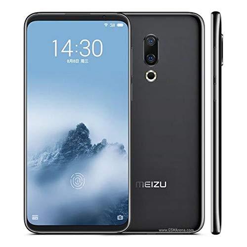 Meizu 16th Smartphone 6 Zoll SUPER AMOLED Display (8GB + 128GB, Aurora Blue)