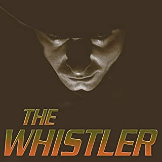 The Whistler audiobook cover art