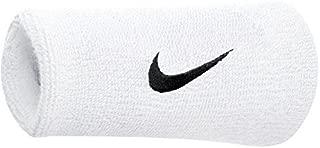 Nike Swoosh Doublewide Wristbands (Renewed)