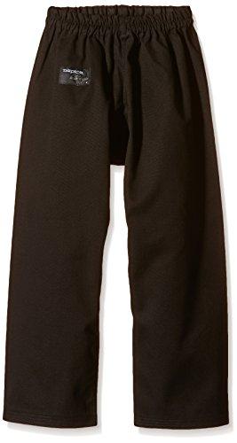 DEPICE Karatehose schwarz 12 oz 150 cm
