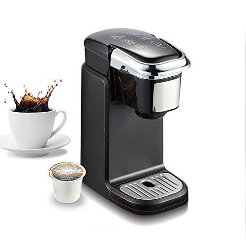 Denghl Cafetera Express de cápsulas, Sistema de preparación de una Sola Taza, café de...