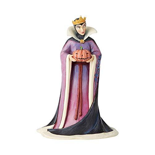 Disney Traditions - Figura Decorativa con diseño de Calabaza