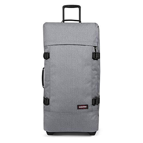 Eastpak Tranverz L Koffer, 79 cm, 121 L, Grau (Melange Print V)
