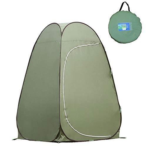 Hi Suyi, tenda portatile da campeggio per la privacy, per esterni e per il cambio di tenda da campeggio, doccia, WC, riparo da spiaggia