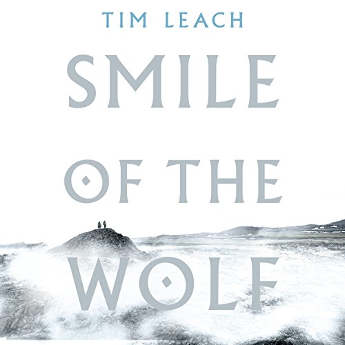 Smile of the Wolf audiobook cover art
