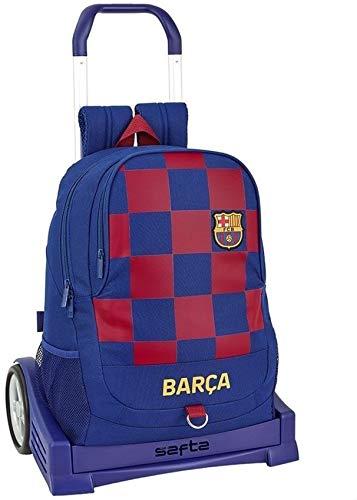 Trolley Barcellona Bambino Ragazzo + Omaggio portachiave Fischietto