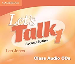 Let's Talk Level 1 Class Audio CDs (3) by Leo Jones (2007-09-10)