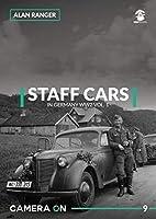Staff Cars in Germany WW2 (Camera On)