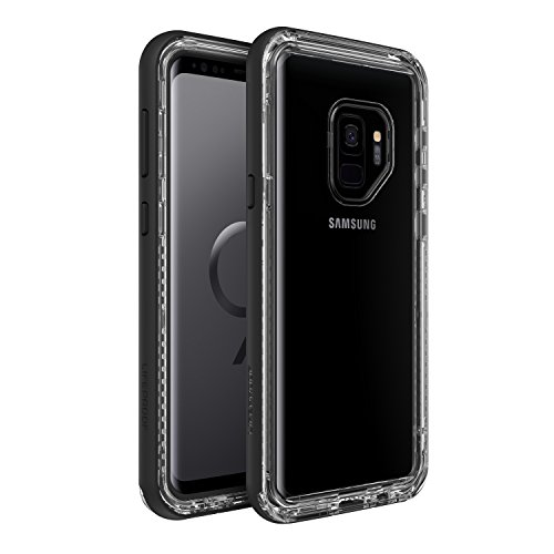 LifeProof 77-57975 Custodia Serie Next Protezione in Azione per Samsung Galaxy S9, Nero Trasparente