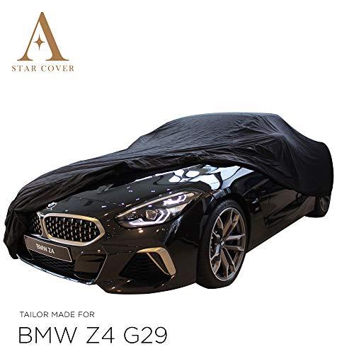 Telo COPRIAUTO da Esterno Compatibile con BMW Z4 (G29) Nero Cover vestibilità Perfetta E su Misura Consegna Rapida