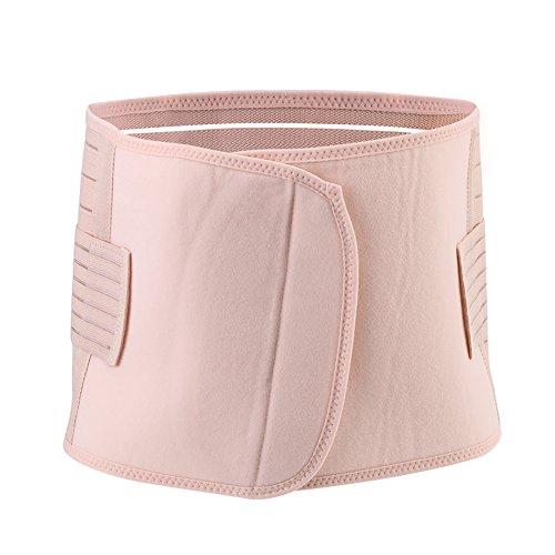 YOUTHINK Fasciatura Postnatale per Donne Post-Gravidanza Premaman Cintura in Vita Cintura Recupero Pancia Perdita di Peso Controllo del Ventre Body Shapers Cintura per Pancia M(M)