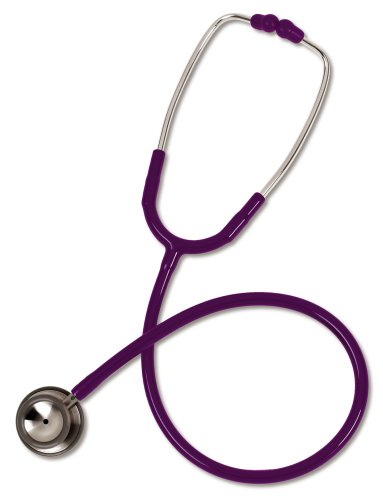 NCD Medical/Prestige Medical - Estetoscopio clínico y veterinario, color lila