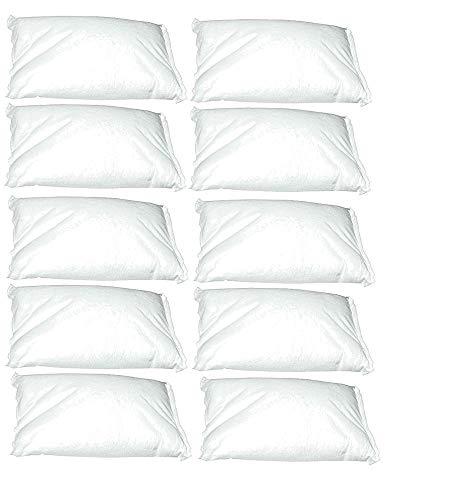 VABIONO 10x Nachfüllpackungen à 1,2 kg für Raumentfeuchter - verhindert Schimmel, Moder, üble Gerüche, Stockflecken - Raum-Entfeuchter
