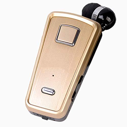 Bluetooth Kopfhörer, Kabellos Bluetooth 5.0 Wireless Kopfhörer mit Integriertem Mikrofon,Hi-Fi Stereo Sound,Deep Bass, Wasserdicht Kopfhörer Sport, für iOS Android Samsung Huawei. weiß, HUN078UNH