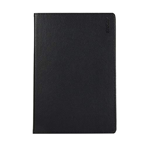 WEI RONGHUA Tablet Cases 360 Degree Rotation Lichi Texture Leather Case with Holder for Samsung Galaxy Tab S6 10.5 T860 / T865 accessories (Color : Black)
