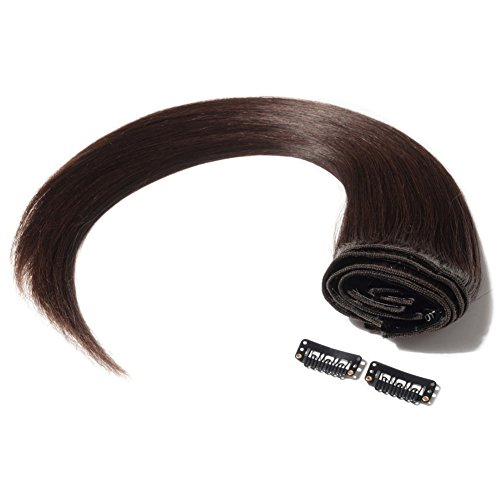 8 inches hair extensions _image0