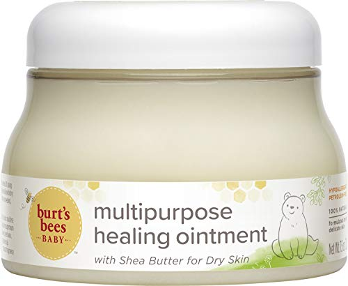 Burt's Bees Baby 100% Natural Multipurpose Ointment, Face & Body Baby...