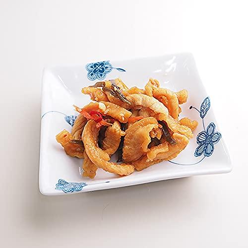築地魚群 築地吉岡屋の漬物「割干ハリハリ(割干し大根の醤油漬け)」 500g 冷蔵便