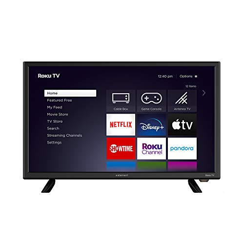 "Element Electronics E1AA24R-G 24"" 720p Roku LED HDTV"