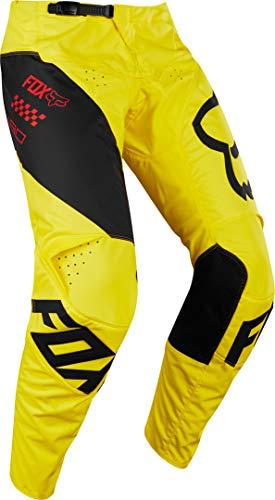 Fox Pants 180 Mastar, Yellow, Größe 36