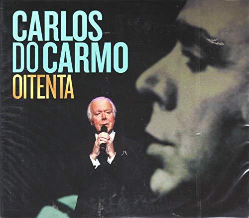 Carlos Do Carmo - Oitenta [4CD] 2019