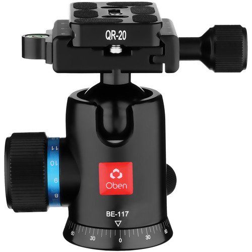 Oben BE-117 Ball Head recommendation