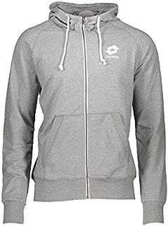 Lotto Athletica III Sweatshirt Schwarz F2DN | Lifestyle