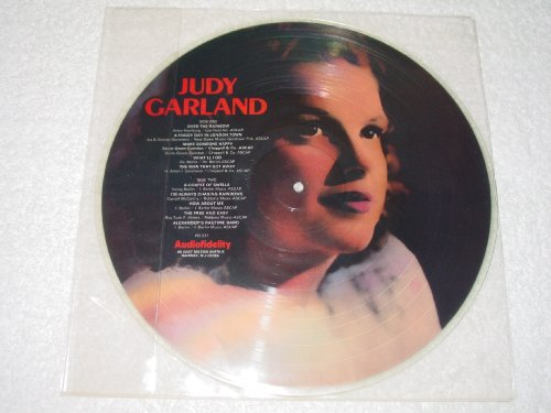 Judy Garland Picture Disc