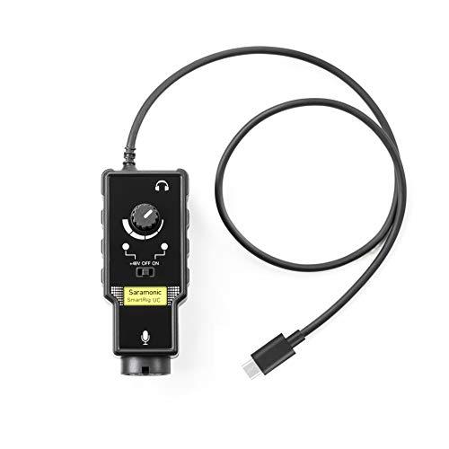 Saramonic SmartRig UC Mikrofon/Gitarre Interface USB-C