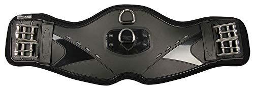 Harry\'s Horse Dressuursingel Elite Air, Farbe:schwarz, Größe:55cm