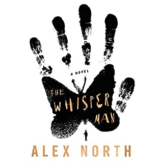 The Whisper Man audiobook cover art