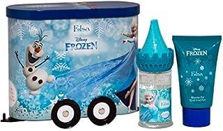 Disney Frozen Elsa Train Giftset For Girls, Eau De Toilette, 50 ml + Shower Gel, 50 ml