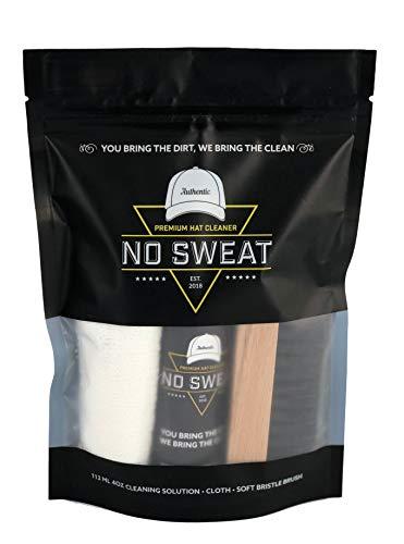 No Sweat Premium Hat Cleaner. Includes 4 OZ of...