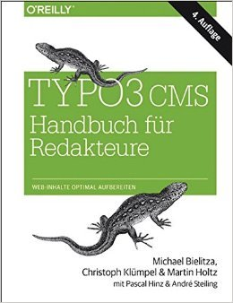 TYPO3 CMS Handbuch für Redakteure ( 29. April 2014 )