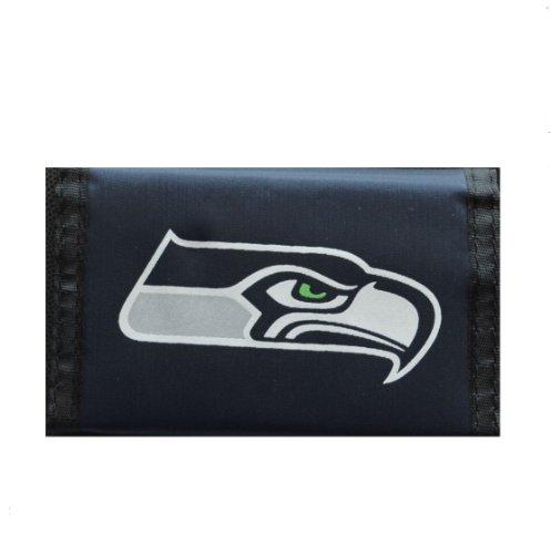 Seattle Seahawks Logo Nylon Wallet