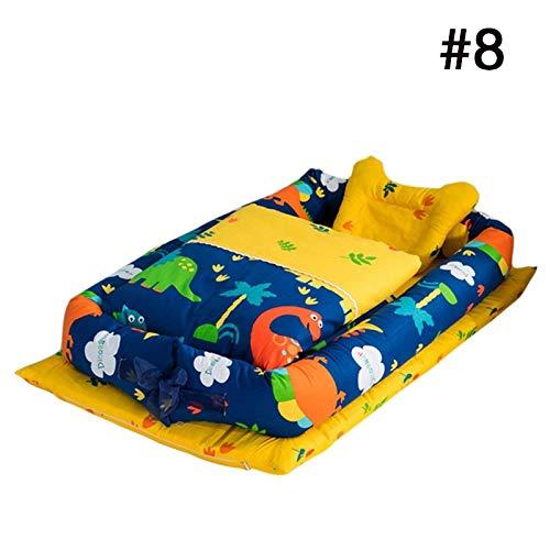 VIUNCE Baby Wiegjes Peuter Bed Slapen Wiegjes Kwekerij Mand Vouwen Peuter Cradle Baby Meubilair Draagbare Wiegjes voor Babyverzorging wieg