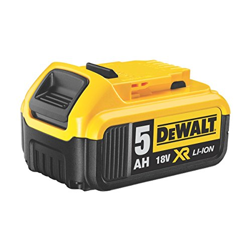 DeWalt DCB184-XJ 18V 5.0Ah Li-Ion XR Slide Pack Battery by DEWALT