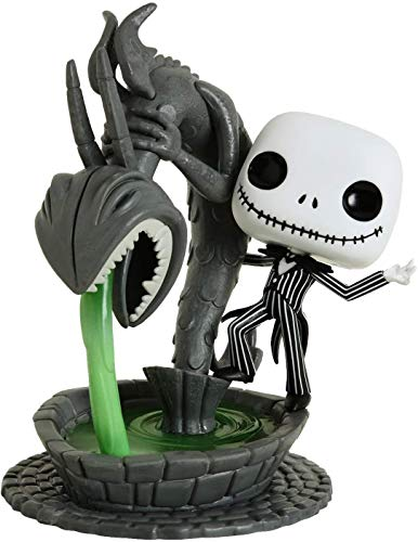Funko Pop! Disney Night Before Christmas Jack Skellington in Fountain 6' Exclusive