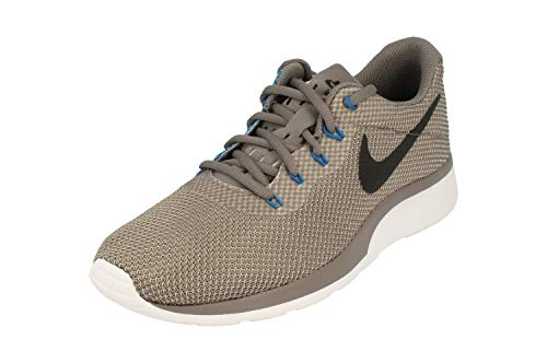 Nike Tanjun Racer Hombres Running 921669 Sneakers Turnschuhe (UK 6.5 US 7.5 EU 40.5, Gunsmoke Black Grey 006)