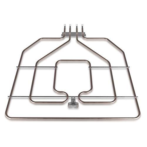 Heizelement Ersatz für 00773539 773539 Heizung Oberhitze Heizkörper Backofenheizung für Backofen Herd Ofen Siemens/Neff/Constructa/Balay