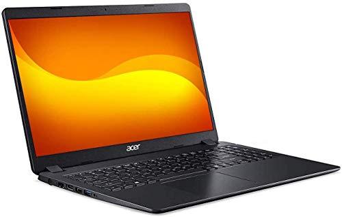 Notebook portatile Acer Slim Amd A4 3020 di ultima generazione, Ram 8GB, SSD PCIe NVMe 500GB, Display 15.6  HD Led, Svga, 3 usb, wi-fi, hdmi, bt, win 10 pro, pronto all uso, gar.Italia